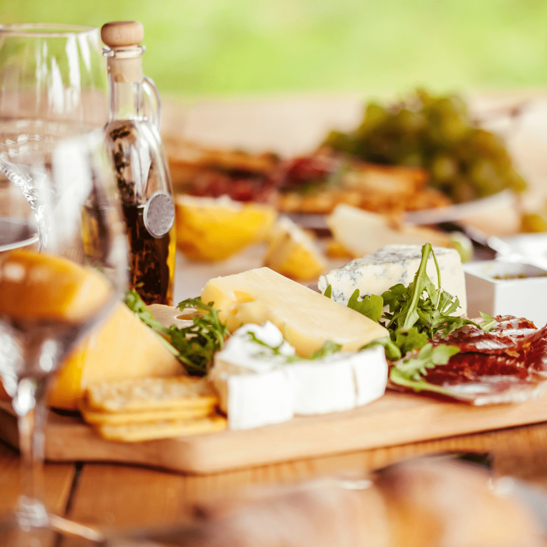 Savoury hampers. cheese gifts.