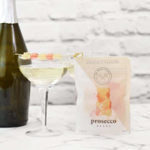 Prosecco Bears Ask Mummy and Daddy Gummy Sweets